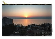 Sunset At Galilee Carry-all Pouch