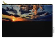 Sunset At Glassy Carry-all Pouch