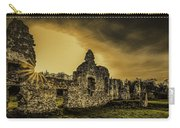 Sunset At Grace Dieu Carry-all Pouch