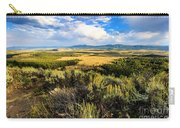 Sunset At Jackson Hole Carry-all Pouch