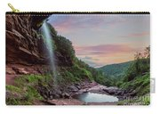 Sunset At Kaaterskill Carry-all Pouch