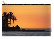 Sunset At Key West Carry-all Pouch