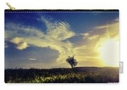 Sunset At Kuru Kuru Carry-all Pouch