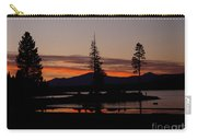 Sunset At Lake Almanor 02 Carry-all Pouch