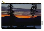 Sunset At Lake Almanor Carry-all Pouch