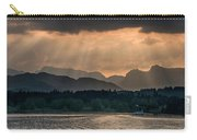 Sunset At Lake District Carry-all Pouch