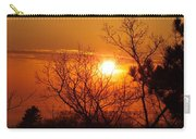 Sunset At Lake Michigan Carry-all Pouch