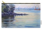 Sunset At Lake Ontario  Carry-all Pouch