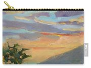 Sunset At Makawao Carry-all Pouch