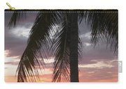 Sunset At Montego Bay Carry-all Pouch