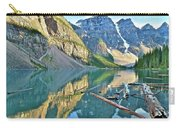 Sunset At Moraine Carry-all Pouch