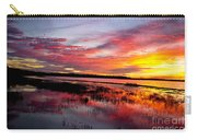 Sunset At Myakka River State Park, Florida Carry-all Pouch
