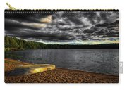 Sunset At Nicks Lake Carry-all Pouch