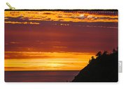 Sunset At Oswald West Carry-all Pouch