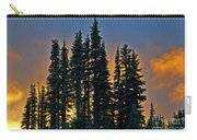 Sunset At Paradise Carry-all Pouch