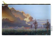 Sunset At Pine Glades Carry-all Pouch