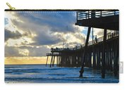 Sunset At Pismo Pier Carry-all Pouch