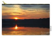 Sunset At Princess Point Carry-all Pouch
