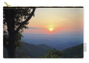 Sunset At Purgatory Mountain Carry-all Pouch