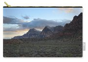 Sunset At Red Rock Canyon Carry-all Pouch