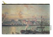 Sunset At Rouen Carry-all Pouch