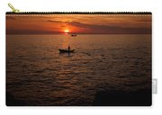 Sunset At Rovinj Croatia Carry-all Pouch