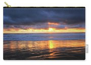 Sunset At Salt Creek Carry-all Pouch