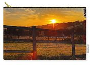Sunset At Scartaglen Ireland Carry-all Pouch