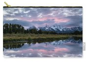 Sunset At Schwabacher Carry-all Pouch