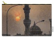 Sunset At Seeb Carry-all Pouch