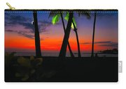 Sunset At The Big Island Of Hawaii Carry-all Pouch