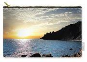 Sunset At The Black Sea Coast. Crimea Carry-all Pouch