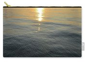 Sunset At The Dock  Carry-all Pouch
