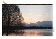 Sunset At The Lake4 Carry-all Pouch