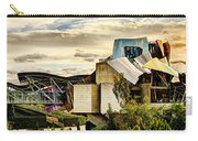sunset at the marques de riscal Hotel - frank gehry Carry-all Pouch