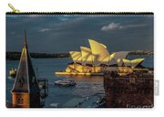 Sunset At The Opera  Carry-all Pouch