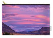 Sunset At The Ranch - Patagonia Carry-all Pouch