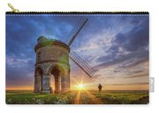 Sunset At The Windmill Carry-all Pouch