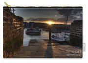 Sunset At West Bay Harbour Carry-all Pouch
