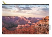 Sunset At Yaki Point 4 Carry-all Pouch