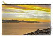Sunset Bay Carry-all Pouch by Kelley King