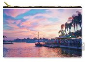 Sunset, Bay Lake, Walt Disney World Carry-all Pouch