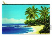 Sunset Beach Art North Shore Of Oahu In Summer #100 Carry-all Pouch