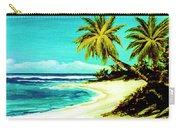 Sunset Beach Hawaiian #113 Carry-all Pouch