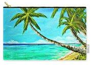 Sunset Beach#370  Carry-all Pouch