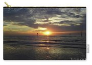 Sunset Beauty At Clearwater Carry-all Pouch