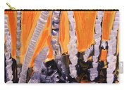 Sunset Birches Carry-all Pouch