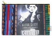 Sunset Boulevard On Broadway Carry-all Pouch
