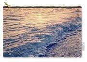 Sunset Bowman Beach Sanibel Island Florida Vintage Carry-all Pouch