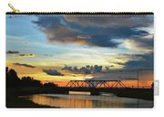 Sunset Bridge Carry-all Pouch